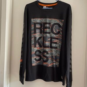 NWT Young & Reckless crewneck sweatshirt size L